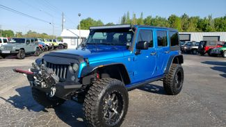 2015 Jeep Wrangler Unlimited Sport in Riverview, FL 33578