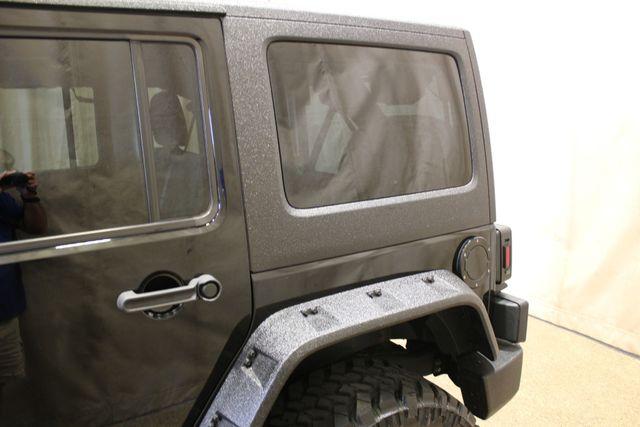 2015 Jeep Wrangler Unlimited 4x4 Sport in Roscoe IL, 61073