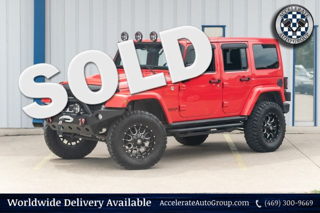2015 Jeep Wrangler Unlimited Altitude in Rowlett