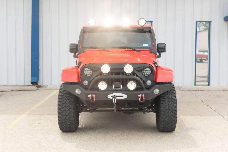 2015 Jeep Wrangler Unlimited Altitude in Rowlett, Texas