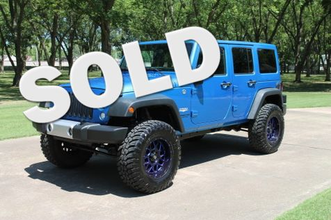 2015 Jeep Wrangler Unlimited Sahara 4x4  in Marion, Arkansas
