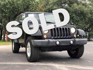 2015 Jeep Wrangler Unlimited Sport in San Antonio TX, 78233