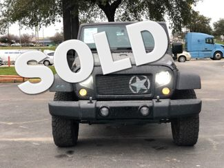 2015 Jeep Wrangler Unlimited Freedom Edition in San Antonio, TX 78233