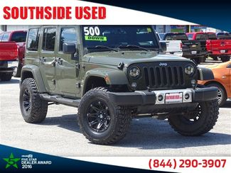 2015 Jeep Wrangler Unlimited in San Antonio TX