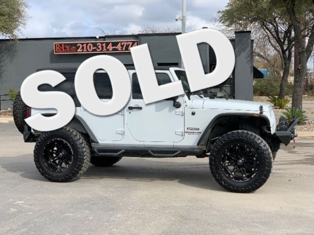 2015 Jeep Wrangler Unlimited Sport in San Antonio, TX 78233