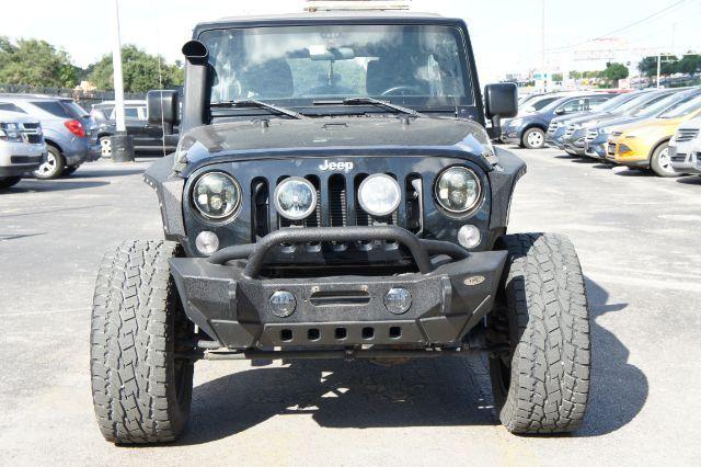 2015 Jeep Wrangler Unlimited Sport in San Antonio, TX 78233
