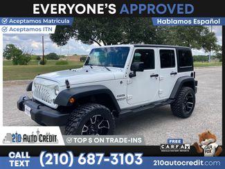 2015 Jeep Wrangler Unlimited Sport in San Antonio, TX 78237