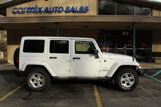 2015 Jeep Wrangler Unlimited Sahara  city PA  Carmix Auto Sales  in Shavertown, PA