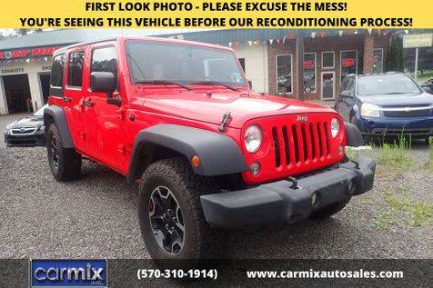 2015 Jeep Wrangler Unlimited Sport in Shavertown