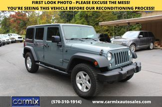 2015 Jeep Wrangler Unlimited in Shavertown, PA