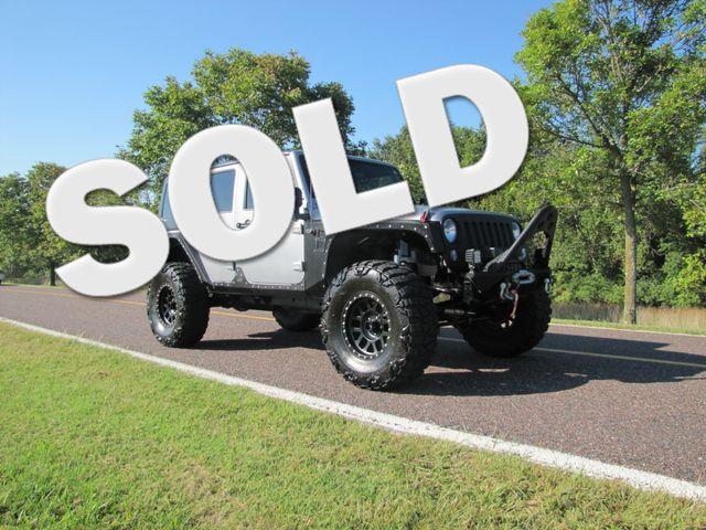 2015 Jeep Wrangler Unlimited Sport St. Louis, Missouri