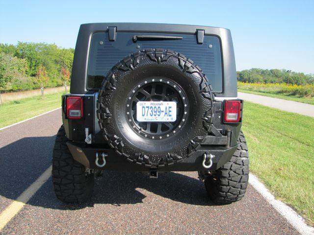 2015 Jeep Wrangler Unlimited Sport St. Louis, Missouri 5