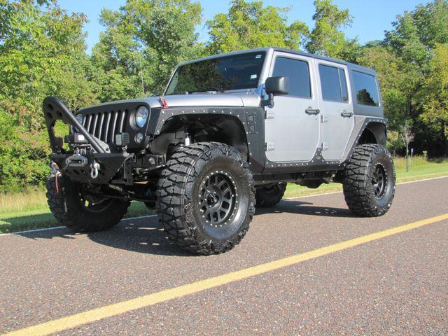 2015 Jeep Wrangler Unlimited Sport St. Louis, Missouri 8