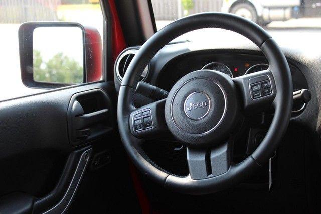 2015 Jeep Wrangler Unlimited Rubicon St. Louis, Missouri 12