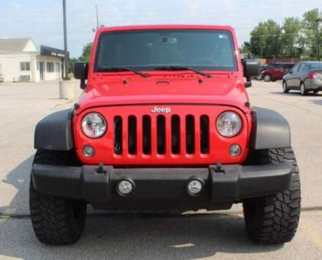 2015 Jeep Wrangler Unlimited Rubicon St. Louis, Missouri 1
