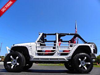 2015 Jeep Wrangler Unlimited IRON PATRIOTCUSTOM LIFTEDROCKSTARSDV8ZONE   Florida  Bayshore Automotive   in , Florida