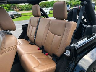 2015 Jeep Wrangler Unlimited SAHARA LIFTED LEATHER 35s HARDTOP NAV ALPINE   Florida  Bayshore Automotive   in , Florida