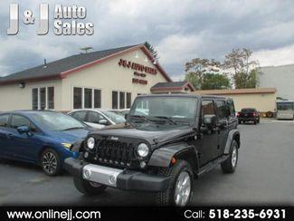 2015 Jeep Wrangler Unlimited Sahara in Troy NY, 12182