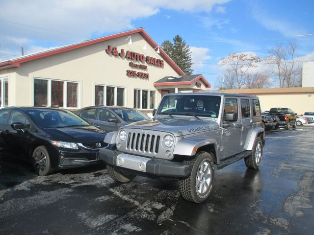 2015 Jeep Wrangler Unlimited Sahara in Troy, NY 12182