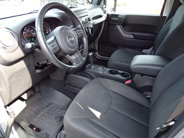2015 Jeep Wrangler Unlimited Sport Valparaiso, Indiana 11