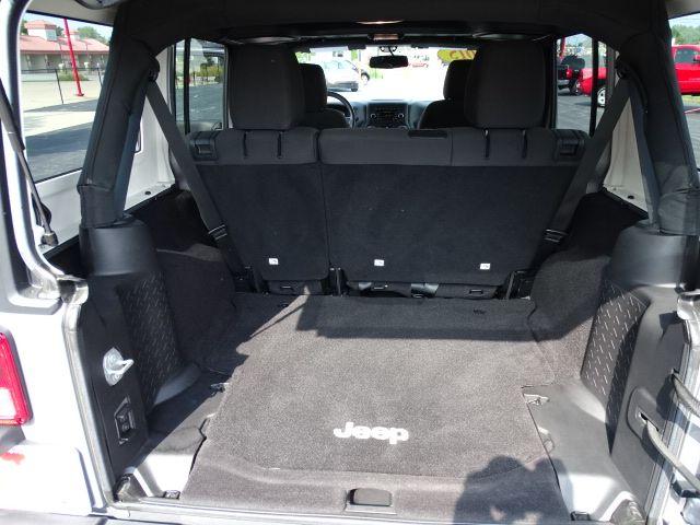 2015 Jeep Wrangler Unlimited Sport Valparaiso, Indiana 13