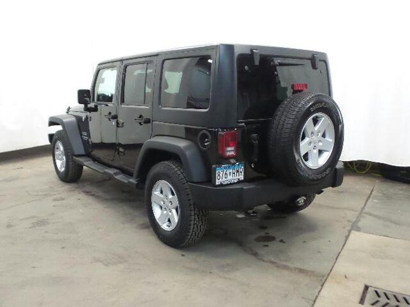 2015 Jeep Wrangler Unlimited Sport  in Victoria, MN