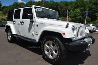 2015 Jeep Wrangler Unlimited Sahara Waterbury, Connecticut 10