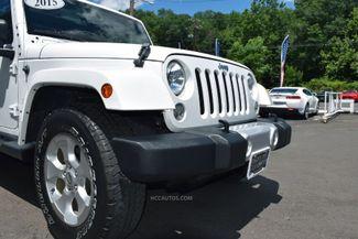 2015 Jeep Wrangler Unlimited Sahara Waterbury, Connecticut 12