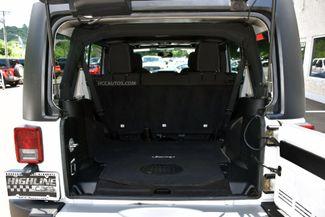 2015 Jeep Wrangler Unlimited Sahara Waterbury, Connecticut 18