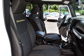 2015 Jeep Wrangler Unlimited Sahara Waterbury, Connecticut 22