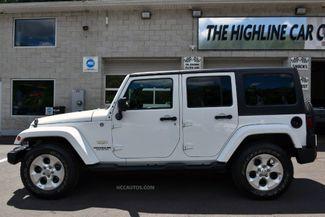 2015 Jeep Wrangler Unlimited Sahara Waterbury, Connecticut 5