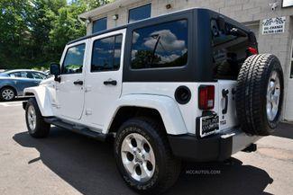 2015 Jeep Wrangler Unlimited Sahara Waterbury, Connecticut 6
