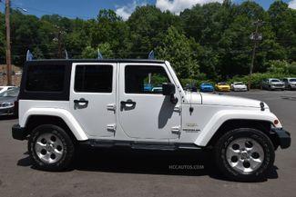 2015 Jeep Wrangler Unlimited Sahara Waterbury, Connecticut 9