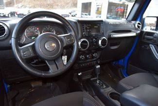 2015 Jeep Wrangler Unlimited Sahara Waterbury, Connecticut 14