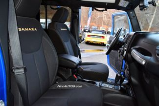 2015 Jeep Wrangler Unlimited Sahara Waterbury, Connecticut 19