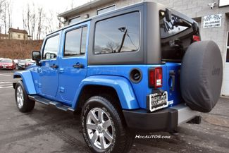 2015 Jeep Wrangler Unlimited Sahara Waterbury, Connecticut 4