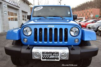 2015 Jeep Wrangler Unlimited Sahara Waterbury, Connecticut 8