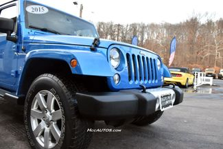 2015 Jeep Wrangler Unlimited Sahara Waterbury, Connecticut 9