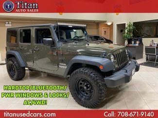 2015 Jeep Wrangler Unlimited Sport in Worth, IL 60482