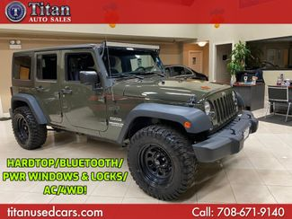 2015 Jeep Wrangler Unlimited Sport in Worth, IL 60482