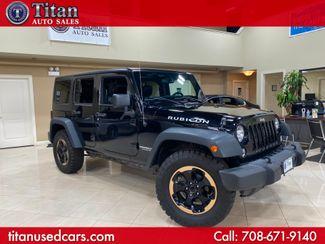 2015 Jeep Wrangler Unlimited Rubicon in Worth, IL 60482