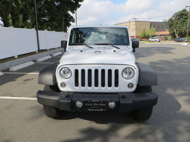 2015 Jeep Wrangler Sport Watertown, Massachusetts 1