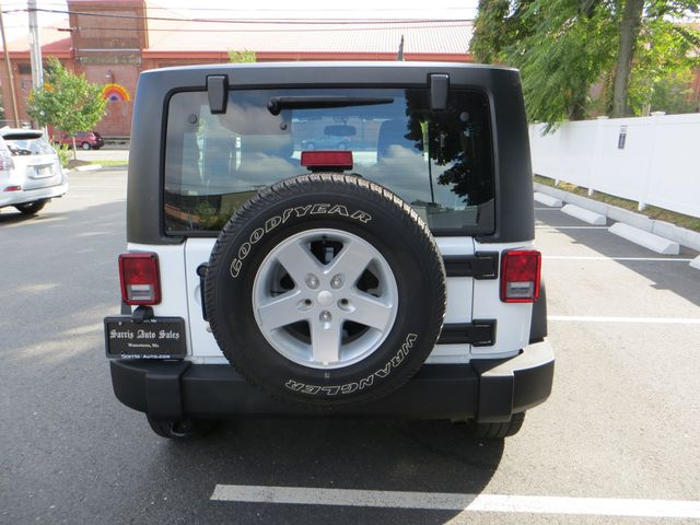 2015 Jeep Wrangler Sport Watertown, Massachusetts 3