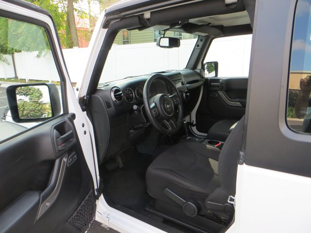 2015 Jeep Wrangler Sport Watertown, Massachusetts 4
