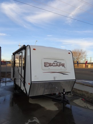 2015 Kz Escape E19SB Mandan, North Dakota