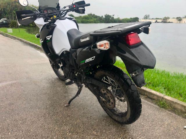 2015 Kawasaki KLR650 in Dania Beach , Florida 33004