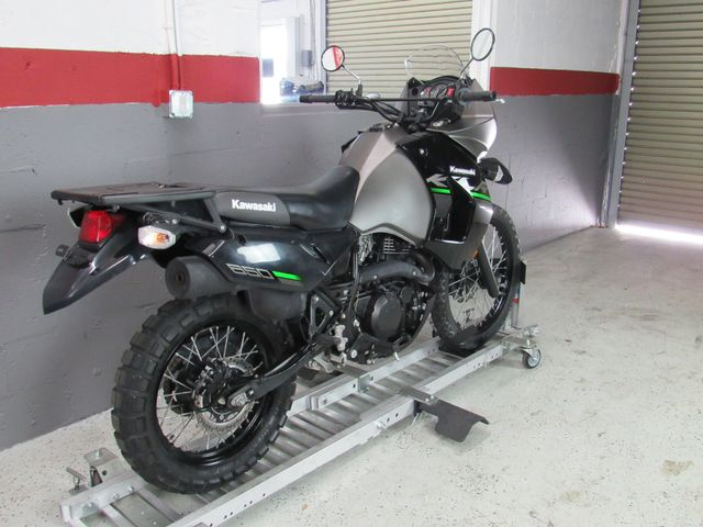 2015 Kawasaki KLR650 in Dania Beach , Florida 33004