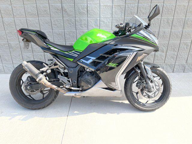 2015 Kawasaki Ninja 300 ABS EX300BFA