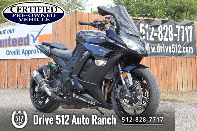 2015 Kawasaki Ninja® 1000 ABS
