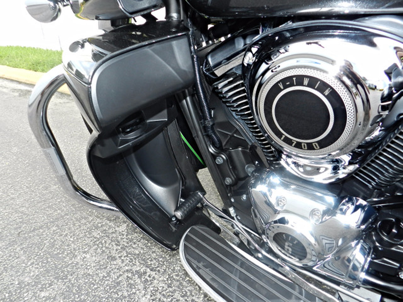 2015 Kawasaki Vulcan Voyager (ABS) VN1700BFF 1700  LIKE NEW WARRANTY  city Florida  MC Cycles  in Hollywood, Florida
